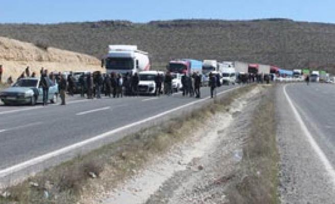 Hainler Mardin'de Saldırdı: 1 Şehit