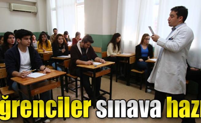 Öğrenciler Sınava Hazır