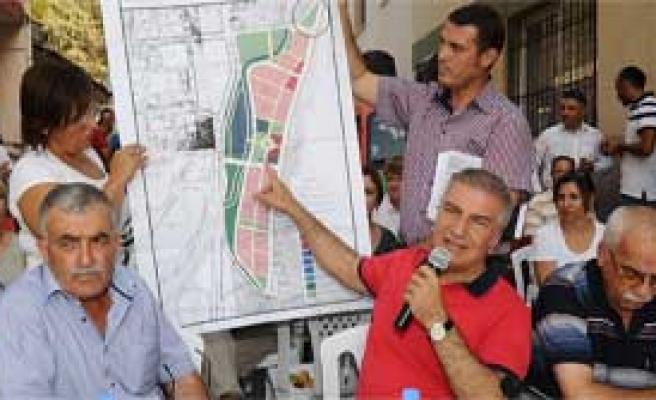 Başkan Durak'tan Stat Çıkışı