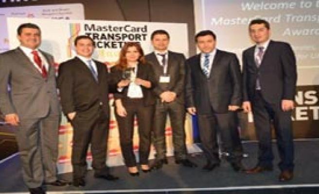 Kentkart'a Uluslararası Ödül