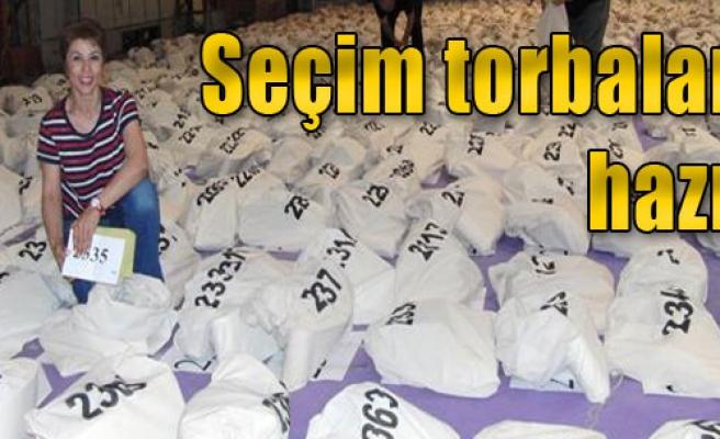 Seçim Torbaları Hazır