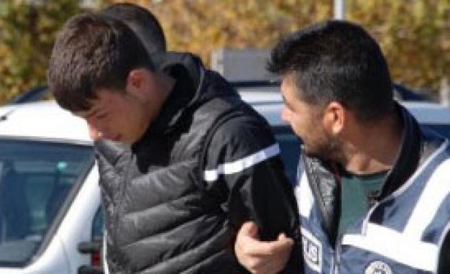 Muğla'da Çaldılar Manisa'da Yakalandılar