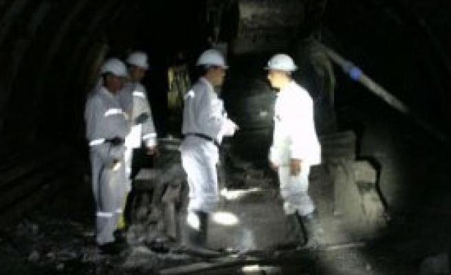Komisyon Madencileri Dinliyor