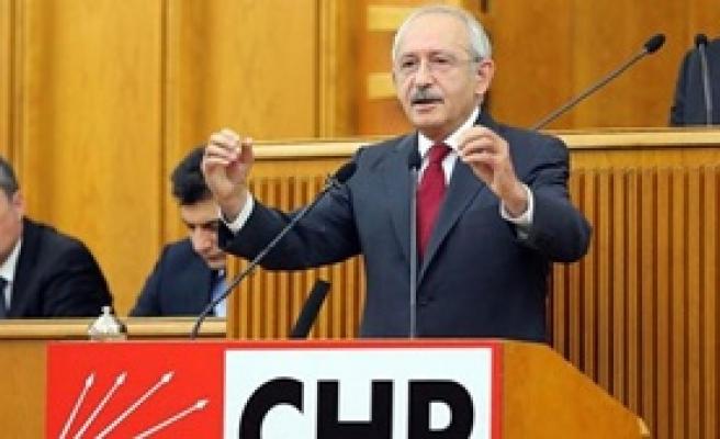 Kılıçdaroğlu'ndan 'Kütahyalı' Açıklaması