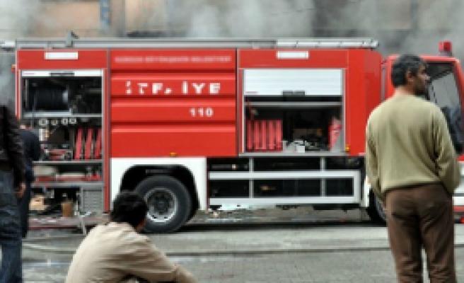 Ümraniye'de Patlama:2 Ölü