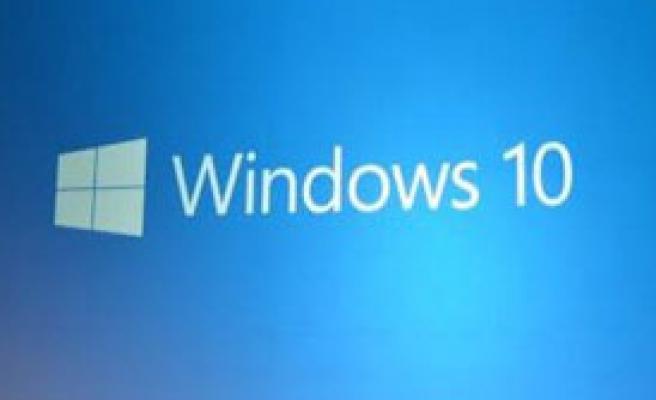 İşte karşınızda Windows 10 !