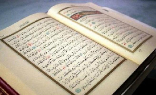 Kur'an-ı Kerim okullarda ders olacak