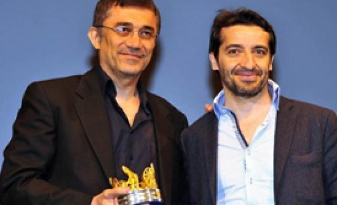 Nuri Bilge Ceylan'a Altın Fayton Ödülü