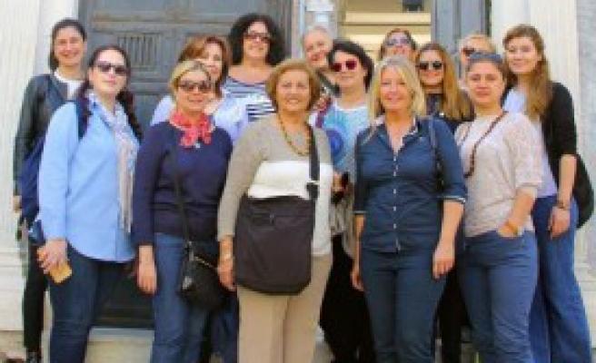 EGİKAD'dan İzmir Tarihine Ziyaret