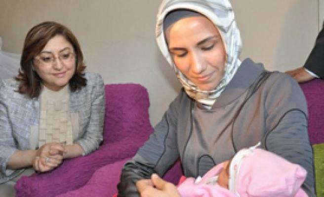 Şahin'den Şehit Ailesine Ziyaret