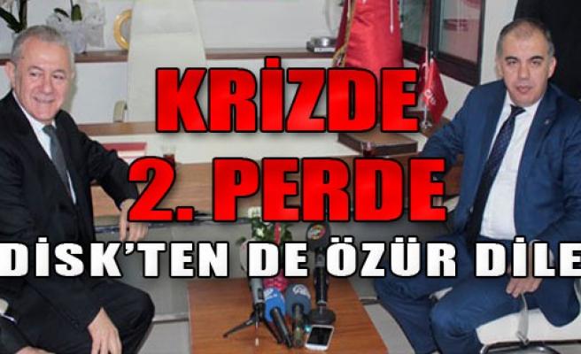 İzmir'de Özür Krizi Tırmanıyor