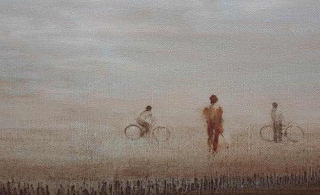 'Rüzgar' Galeri Selvin'de Esecek
