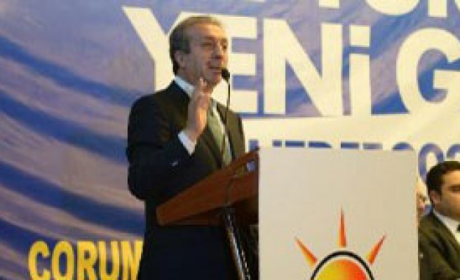 'AK Parti 150 Yıllık Bir Hasretin Karşılığı'
