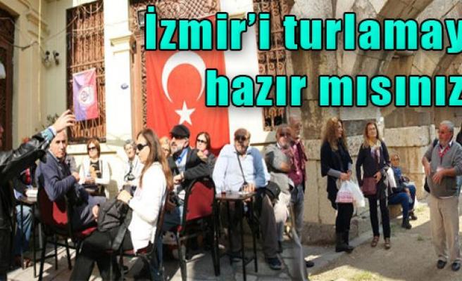 İzmirliler İzmir'i Keşfediyor