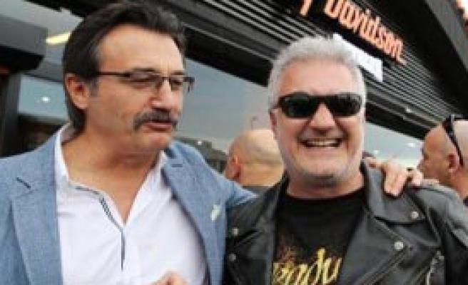 Harley Davıdson Antalya Yeni Yerinde