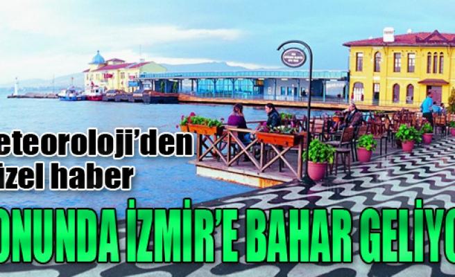 Sonunda İzmir'e Bahar Geliyor
