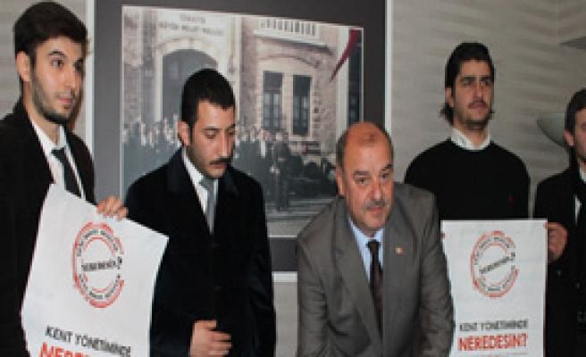 'MHP Gençlik Partisidir'