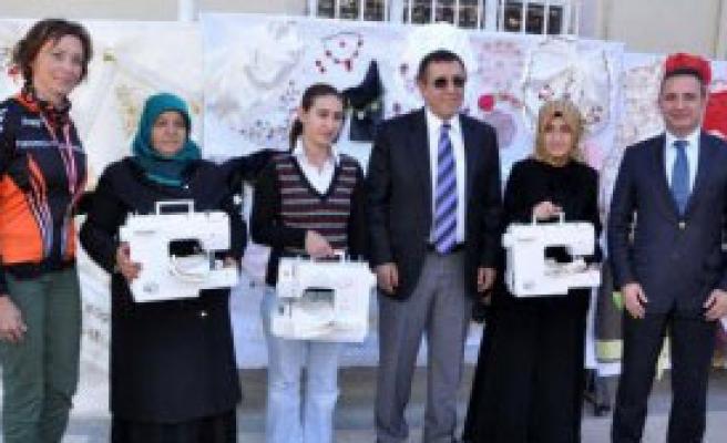 Somalı Kadınlar İçin Pedal Çevirdiler