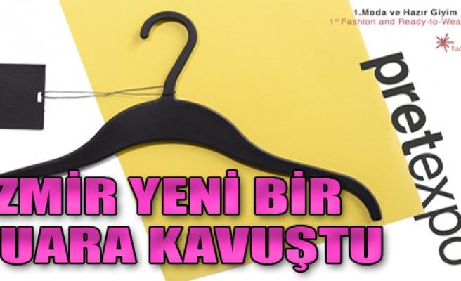 İzmir Yeni Bir Fuara Kavuştu
