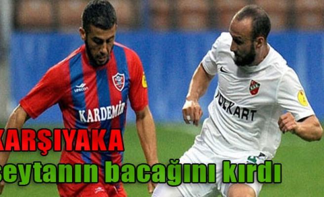 Karşıyaka 2-0 Vartaş Elazığspor