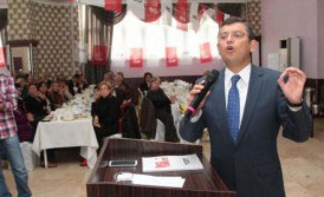 'CHP İktidarında Sana Ambargo Kalkar'