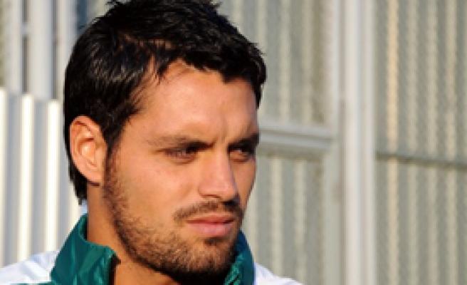 Bursaspor'un Golcüsü Pinto: Henüz Film Bitmedi