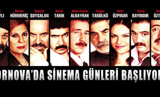 En Güzel Türk Filmleri Bornova'ya Geliyor