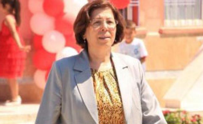 AK Parti Aydın Milletvekili Öyüş Hacca Gitti