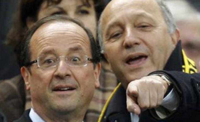 Fransa'ya Türkiye Karşıtı Dışişleri Bakanı