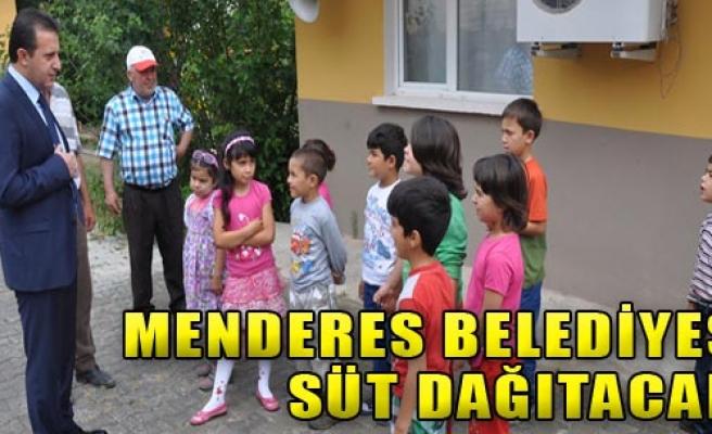 Menderes'te Süt Bayramı!