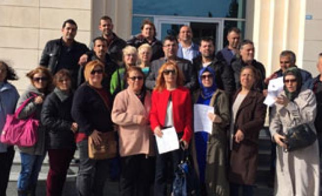 AK Parti Çeşme'den Suç Duyurusu