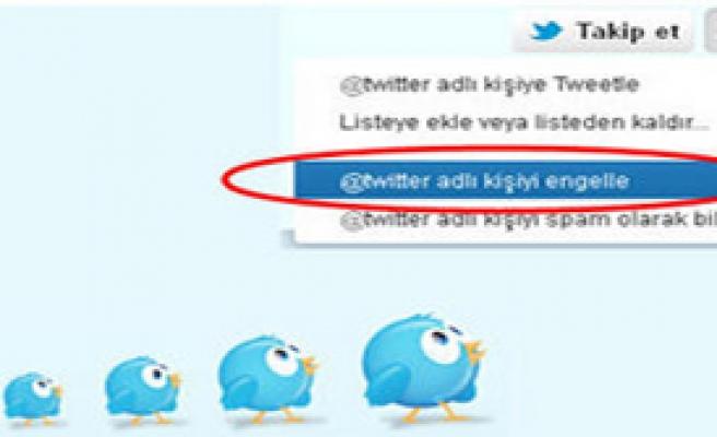 Pakistan Twitter'ı Blok'ladı