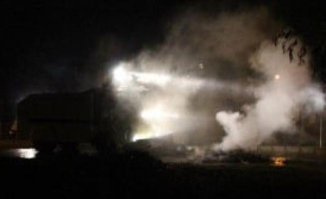 Aydın'da Kobani Eylemine Müdahale