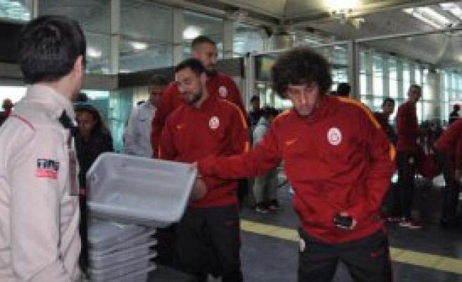 Galatasaray Bosna'ya Gitti