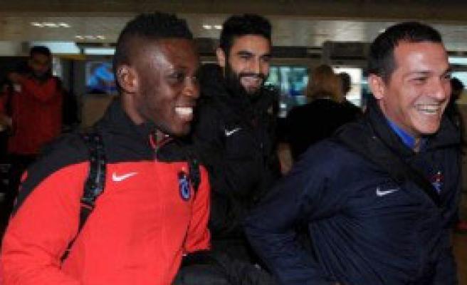 Trabzonspor Ankara'ya Eksik Gitti