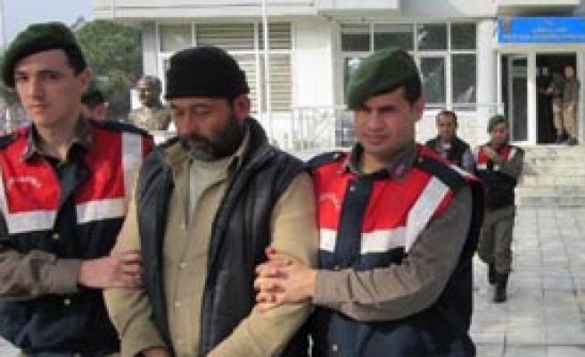Ağıldan Hayvan Çalan 4 Şüpheli Tutuklandı
