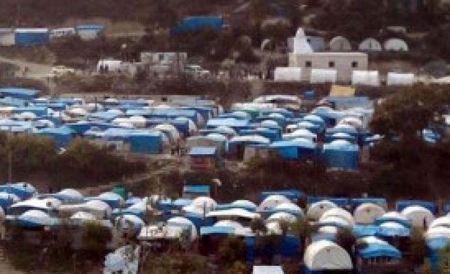 Türkmenler Burç Kasap Tepesi İçin Savaşıyor