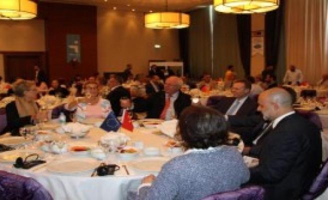 Ab Büyükelçilerinden Mardin'e Ziyaret