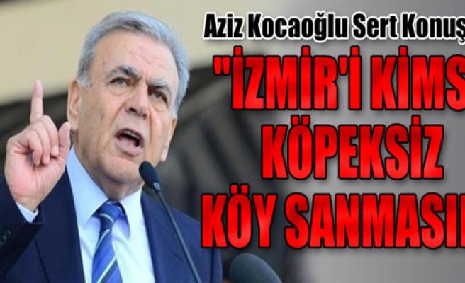 Aziz Kocaoğlu Esti Gürledi!