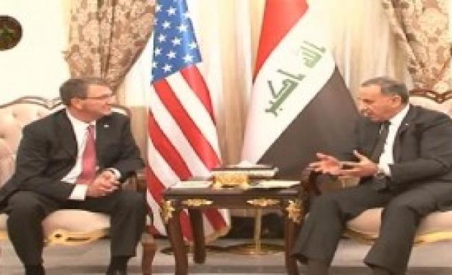 Irak Başbakanı İbadi İle Görüştü