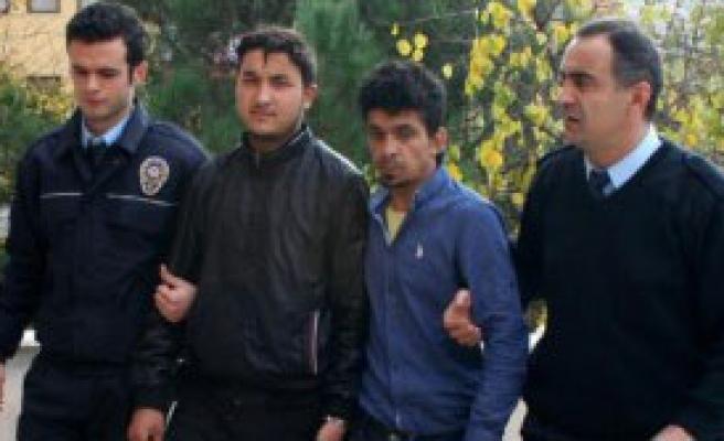 Zonguldak'ta Motosiklet Hırsızları Tutuklandı