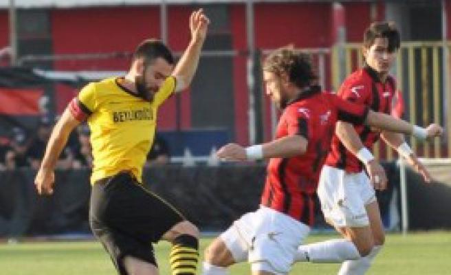 İstanbulspor-Çorum Belediyespor: 3-1