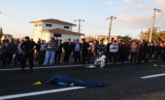 Acıgöl'de Acı Kaza : 2 Ölü