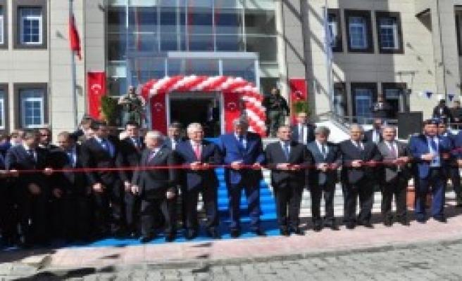 Tatvan Adalet Sarayı Açıldı