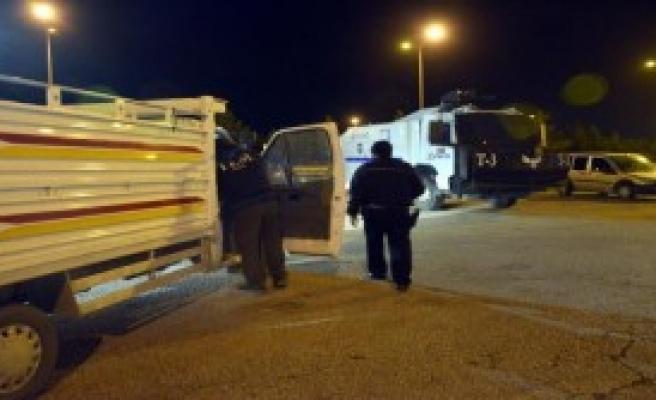 Adana Polisi Denetimlerini Arttırdı
