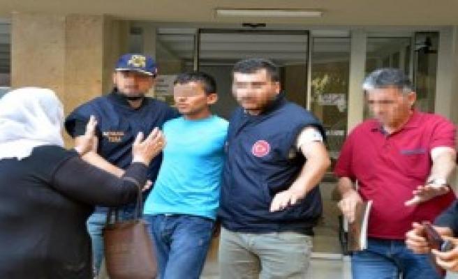 O PKK'lılar Yakalandı