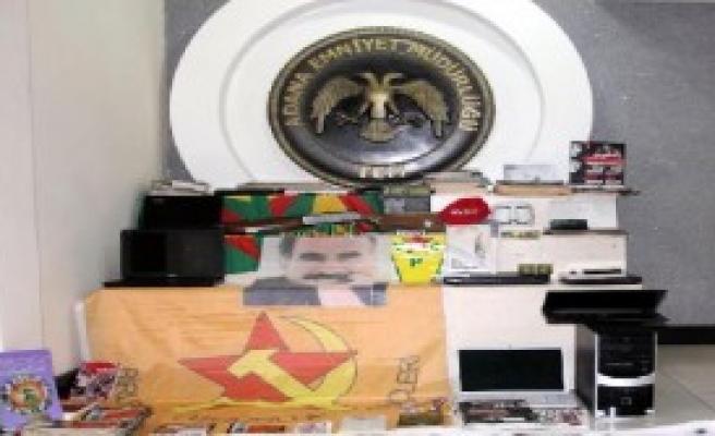 Adana'da TKKKÖ Operasyonu: 11 Gözaltı