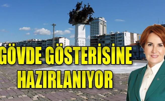Akşener, İzmir'e Geliyor
