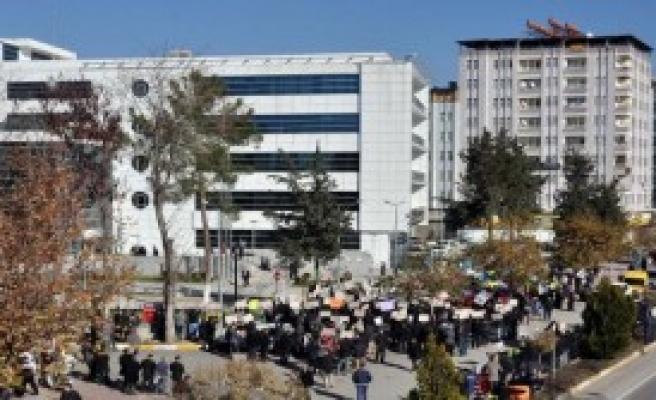 Adıyaman'da '14 Aralık' Protestosu