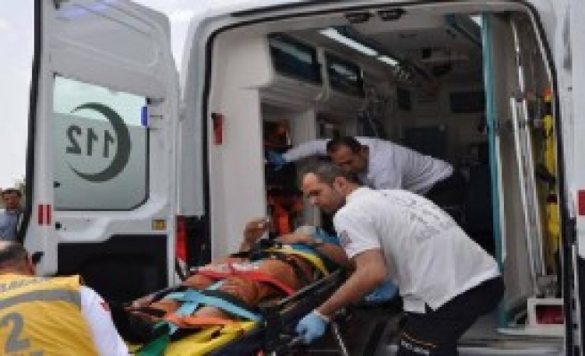 Adıyaman'da 2 Kaza: 7 Yaralı